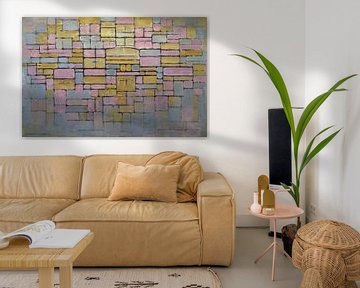 Piet Mondriaan.  Composition no V