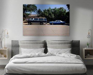 American cars van Bas Koster