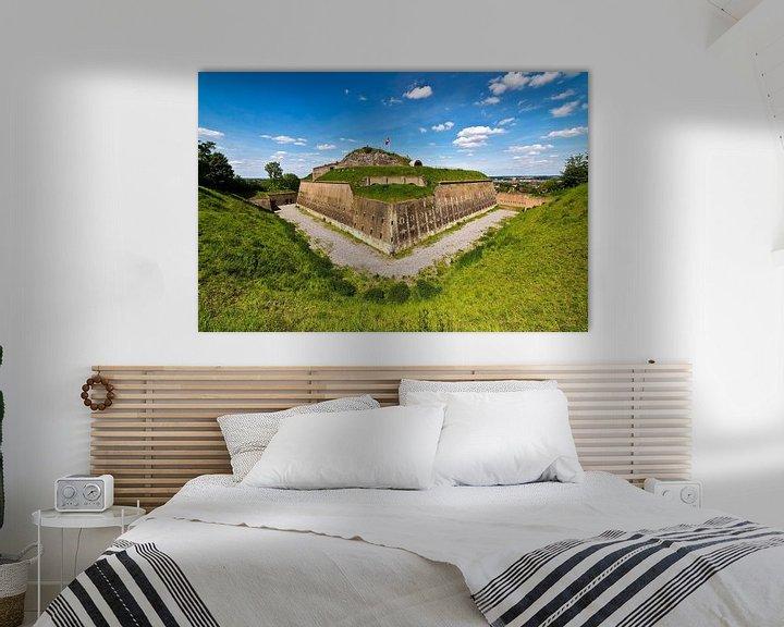 Sfeerimpressie: Fort Sint Pieter Maastricht van Anton de Zeeuw