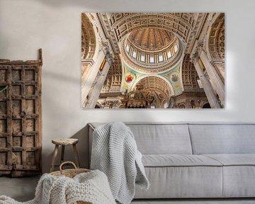 Basiliek van Oudenbosch van Ronne Vinkx