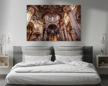 Sint-Nicolaaskerk Praag sur Ronne Vinkx