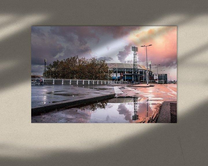 Impression: Stade Feyenoord / De Kuip sur Prachtig Rotterdam