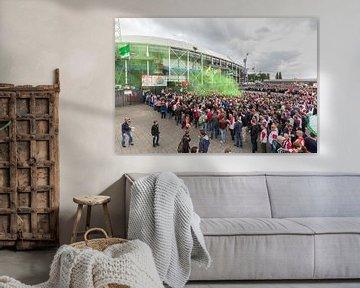Stadion Feyenoord / De Kuip Meisterschaftsspiel I
