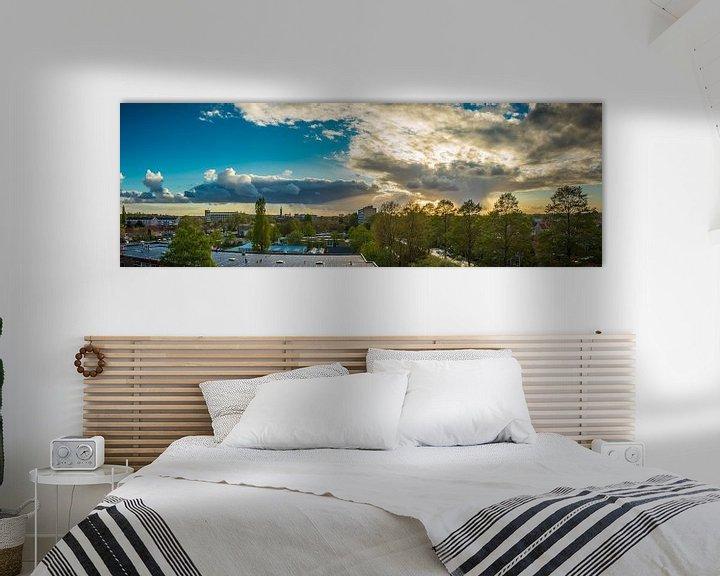 Sfeerimpressie: Panorama van Amersfoort van Vincent van den Hurk