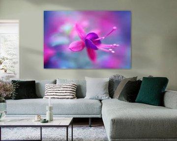 Fuchsia Fantasy.... van LHJB Photography