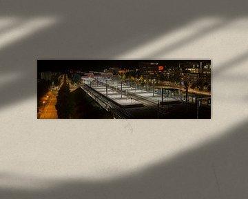 Lelystad Station (NL) van Tom Smit