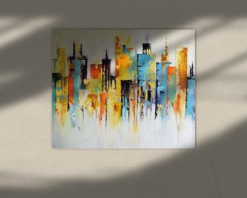 Sunset City van Maria Kitano
