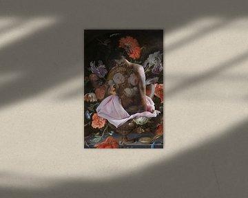 Blooming Muse Abraham Mignon von Marit Kout