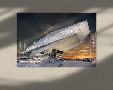 EYE filmmuseum Amsterdam van Mario Calma