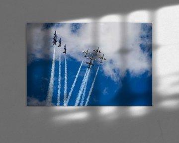 Frecce Tricolori van Ronne Vinkx
