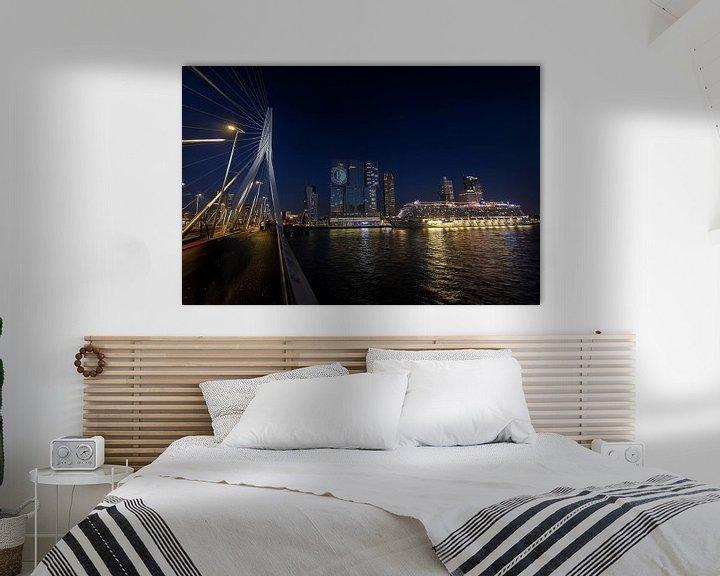 Sfeerimpressie: Rotterdam,Rotterdam,Rotterdam van Eus Driessen