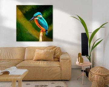 Kingfisher von Andrea Meyer