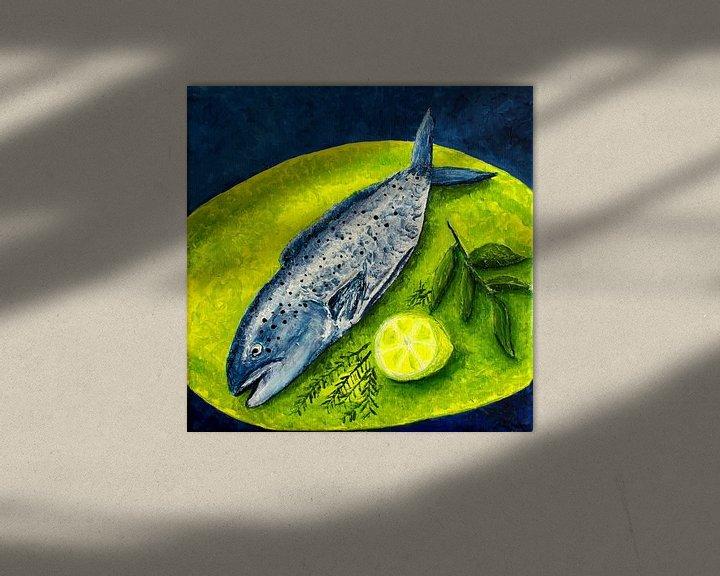 Sfeerimpressie: Fisch van Andrea Meyer