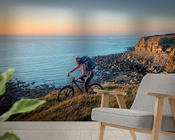 Impression: Bike at sea sur Ruben Dario