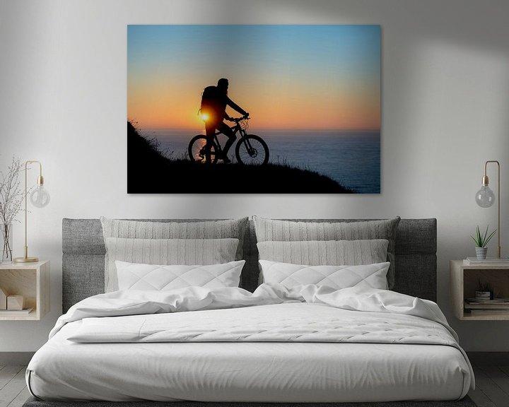 Sfeerimpressie: Bike at sea van Ruben Dario