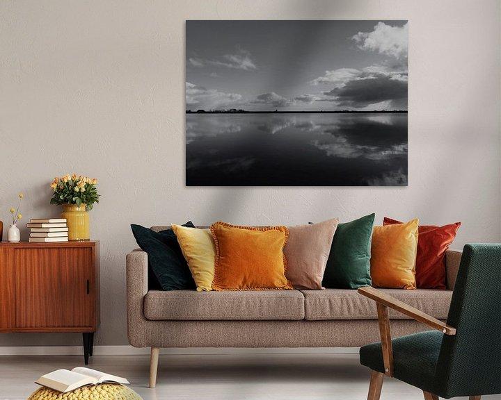 Impression: 5. Paysage, nature, marais Noarderleech. sur Alies werk