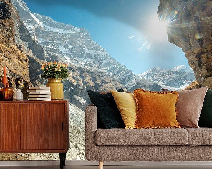 Impression: Trekking Dhaulagiri Nepal Himalaya sur Ruben Dario