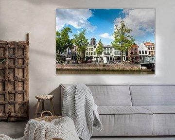 Vismarkt Mechelen van Stef Boey