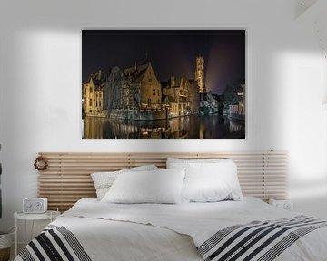 Brugge von Bart Hendrix