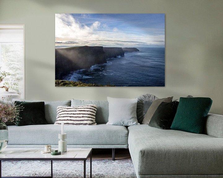 Sfeerimpressie: Cliffs of Moher van Tomas Grootveld