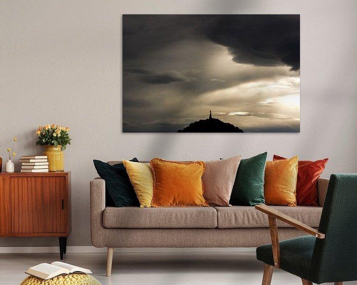Sfeerimpressie: Zonsondergang San Sebastiaan van Tomas Grootveld