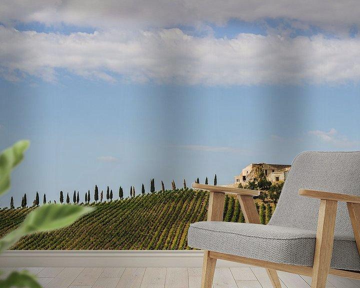 Sfeerimpressie behang: Sicilië van Tomas Grootveld