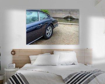 Porsche 911 Klassichen Sportauto von Sjoerd van der Wal