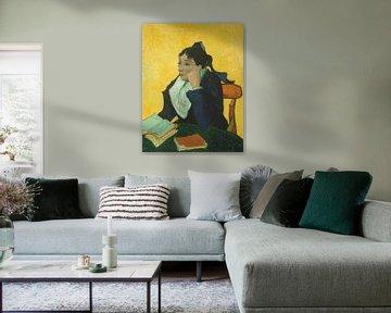 Vincent van Gogh. De Arlesienne