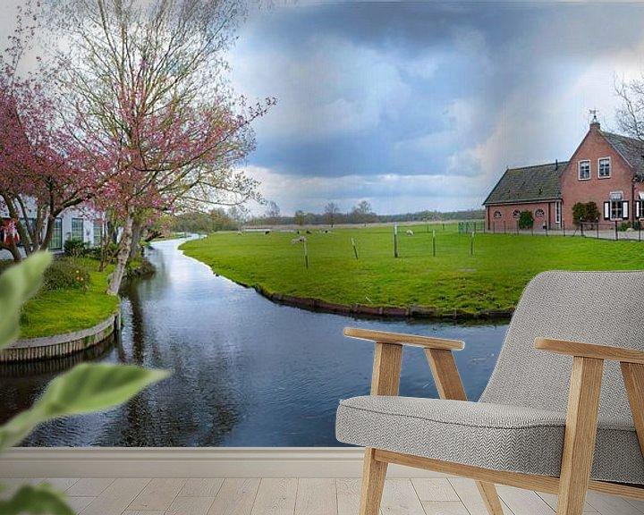 Impression: Landschap in Kortenhoef sur Roland de Zeeuw fotografie