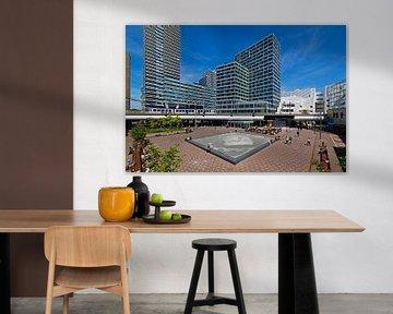 Anna van Bueren-Platz in Den Haag von Anton de Zeeuw
