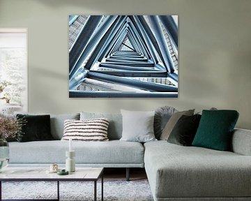 Uitkijktoren van binnenuit. von PictureWork - Digital artist