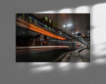 Let's take the bus – Station Breda von David Pronk