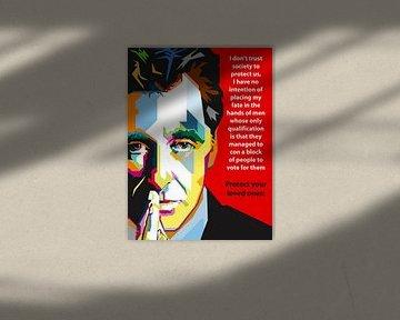 Pop Art The Godfather van Doesburg Design