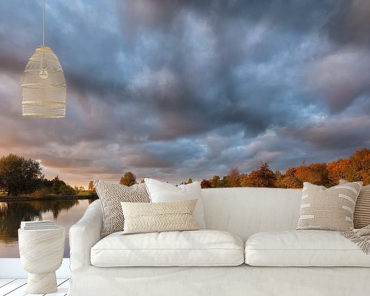 Impression: Autumnal Display sur Ron Buist