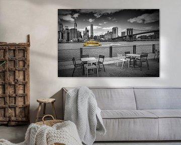 NEW YORK CITY Spaziergang am Ufer von Melanie Viola