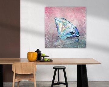 Diamant-abstrakt