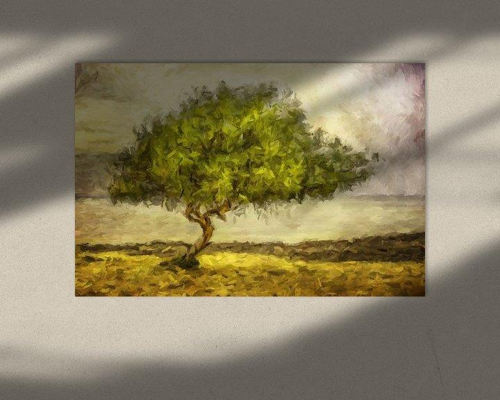 Beispiel: Bäume zum Träumen von Marion Tenbergen