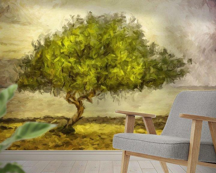Beispiel fototapete: Bäume zum Träumen von Marion Tenbergen