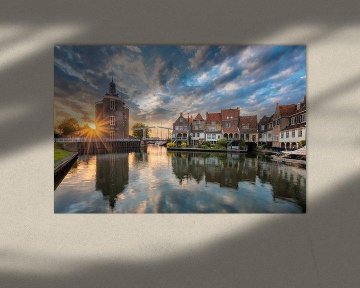 Sfeerimpressie: Sprankelend Enkhuizen van Pieter Struiksma