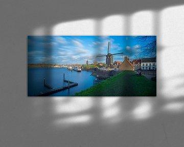 De molens van Heusden van Kneeke .com