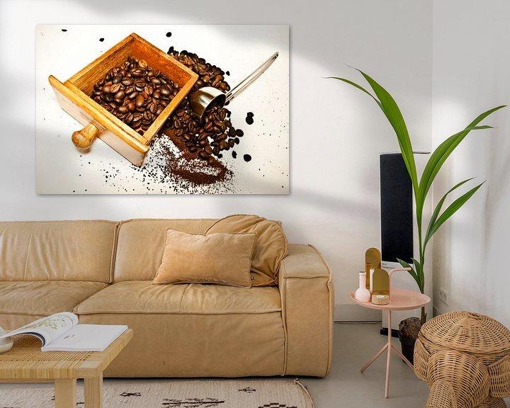 Sfeerimpressie: koffie 2 van Norbert Sülzner