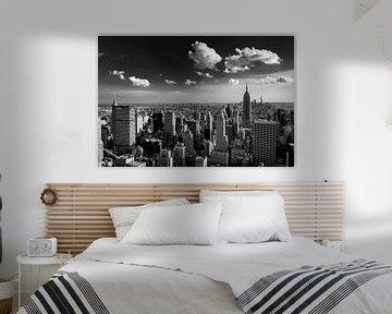 New York  Stadtübersicht