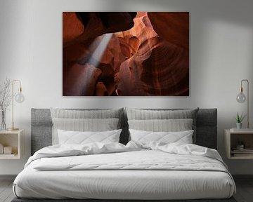 Antelope Canyon von Louise Poortvliet