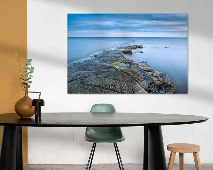 Sfeerimpressie: Kimmeridge Bay van Sander Poppe