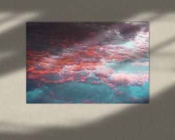 Slaapkamer geluk van Sonja Pixels
