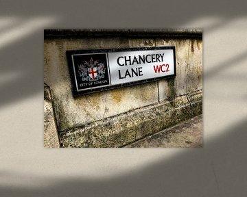Chancery Lane WC2 sur Kevin Kanbier