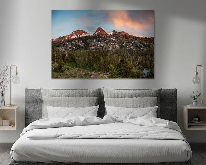 Sfeerimpressie: South Lake Tahoe van Wim Slootweg