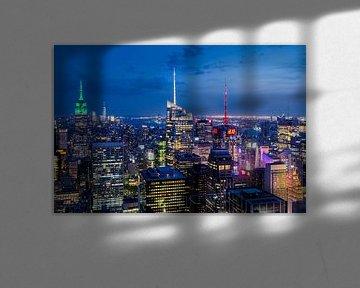 New York   Midtown van Kurt Krause