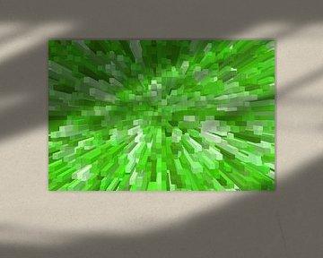 blokken groen