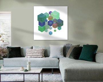 Fly Cube N1.5 von Olis-Art